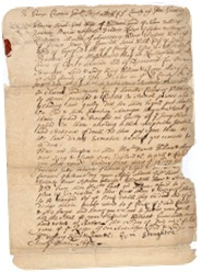 Martin Susanna death warrant