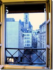 打開巴黎的窗