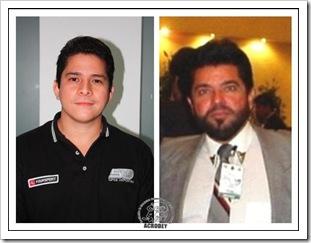 Ricardo Franco y Julio Amer 2010