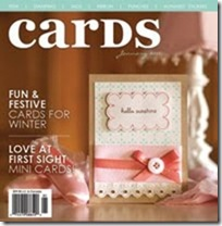 January 2011 CARDS Cover
