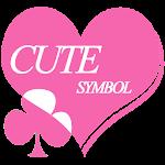 Cute Symbols - Emoji Keyboard♤ 1.4 Apk