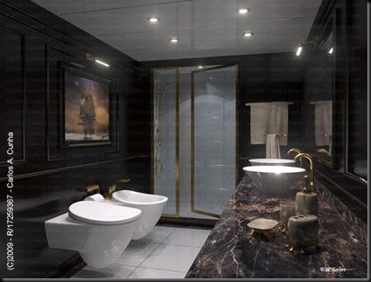 Banheiro Guess MR 01B