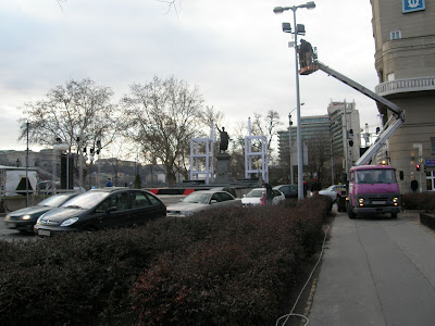 Demszky Gábor, főpolgármester, március 15, utolsó fellépés, 5. kerület, Budapest,  blog, Március 15 tér