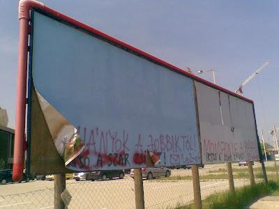 óriásplakát,  IX. kerület, 9. kerület, Budapest,  blog, tag,   teg, street art,   teggelés,  falfirka,  vandalizmus,  óriásplakát