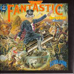 Elton John - Captain Fantastic And The Brown Dirt Cowboy (Deluxe Edition