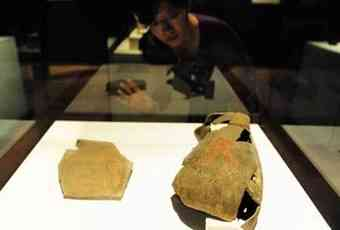 Mystery characters show China's literary history 800 years older