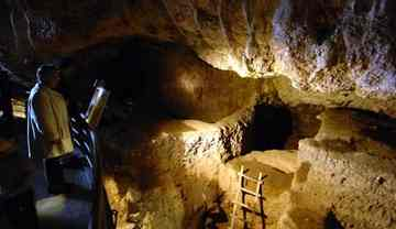 Prehistoric Theopetra Cave now open to public