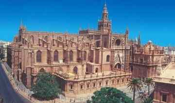 Spain's cathedrals are architectural masterpieces