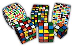 variasi rubiks cube