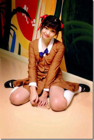 fushigi yugi cosplay - yuki miaka 02 by claire
