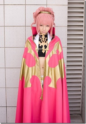 lelouch of the rebellion r2 cosplay - anya alstreim