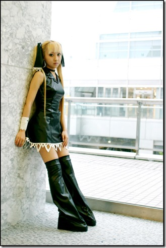 unknown cosplay 028 - shaman king cosplay - marion phauna