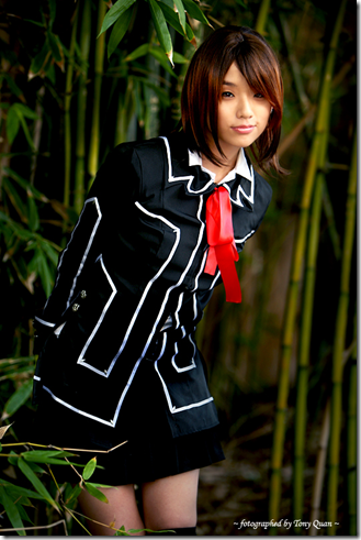 vampire knight cosplay - yuki cross 02