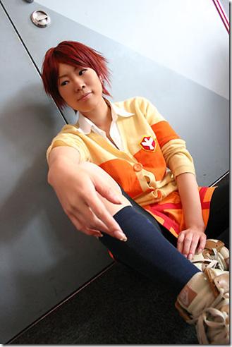 onegai my melody cosplay - fujisaka mana