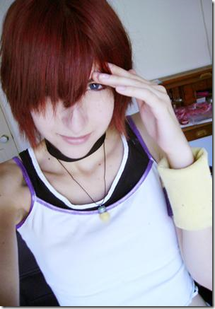 kingdom hearts cosplay - kairi