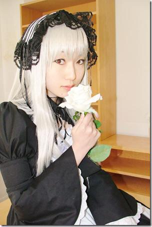 rozen maiden cosplay - suigintou 03