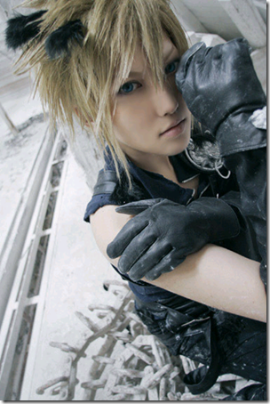 final fantasy vii advent children - cloud strife 02