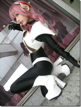 magic knight rayearth cosplay - nova
