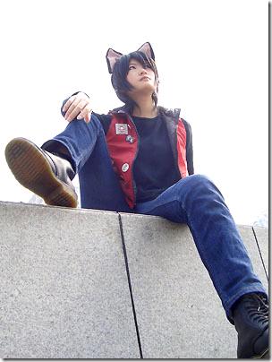 loveless cosplay - aoyagi seimei