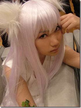 yu yu hakusho cosplay - youko kurama 03