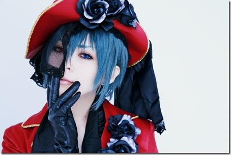 kuroshitsuji / black butler cosplay - ciel phantomhive 02