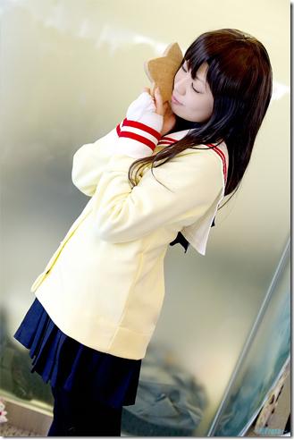 clannad cosplay - ibuki fuko