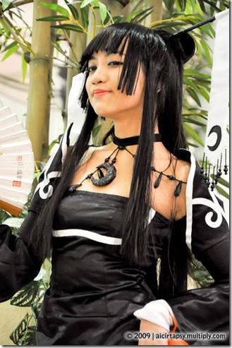 xxxholic cosplay - ichihara yuuko 02