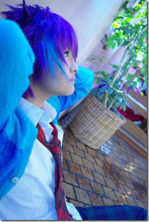 onegai my melody ~kuru kuru shuffle!~ cosplay - hiiragi jun 02