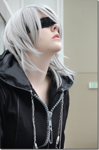 kingdom hearts ii cosplay - riku 02