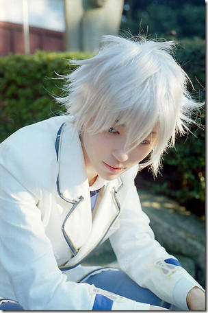 unknown cosplay 037 - the prince of tennis cosplay - niou masaharu