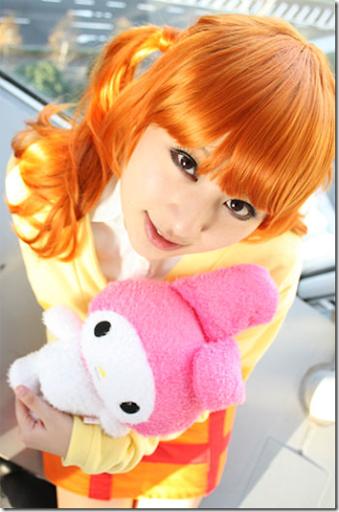 onegai my melody cosplay - yumeno uta 02