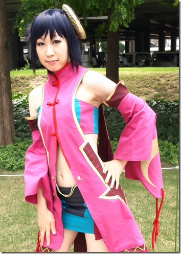 unknown cosplay 77 from comiket 2010 - ar tonelico 2: melody of metafalica cosplay - luca trulyworth