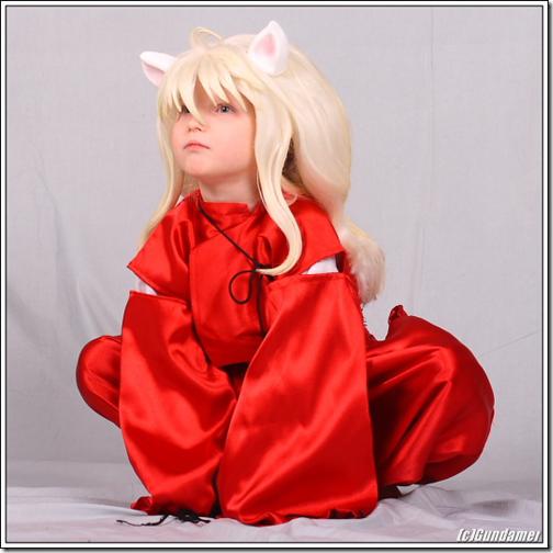inuyasha cosplay - inuyasha