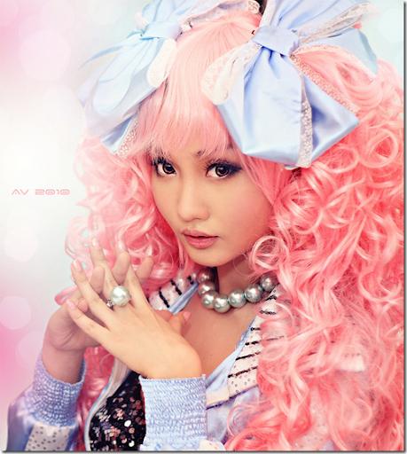 paradise kiss cosplay - sakurada miwako 02 by alodia gosiengfiao