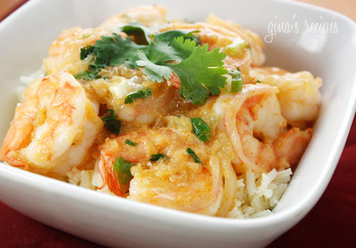 Curry shrimp recipes