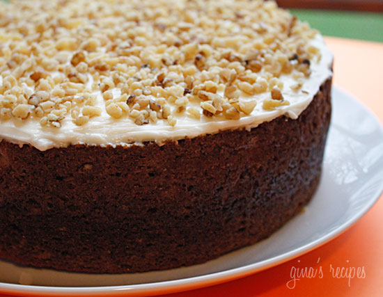 How Much Fiber In Carrot Cake