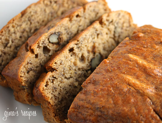 Banana Nut Bread Ingredients | www.pixshark.com - Images ...