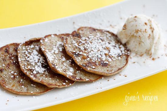 Low Fat Banana Fritters | Skinnytaste