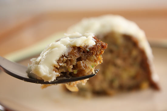 Pineapple Zucchini Cake And Cream Cheese Frost Skinnytaste