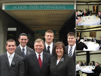 View November Missionaries