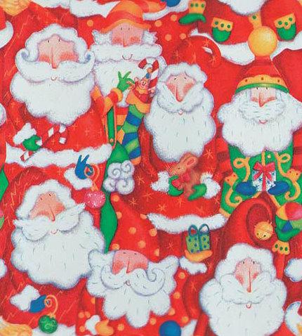Papel de regalo de navidad hacer tu propio papel de - Papel de regalo navidad ...