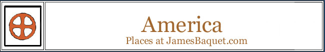 America: Places at JamesBaquet.com