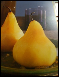 crock pot pears
