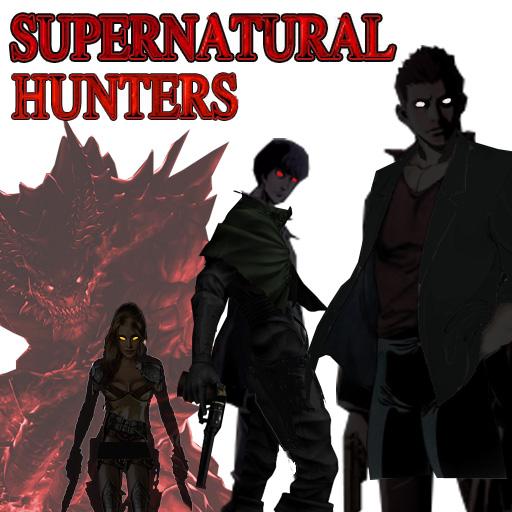 Supernatural Hunters 街機 App LOGO-硬是要APP