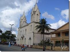 Catedral de Nossa Senhora da Conceição dos Montes - fotografada por Valdir Pedrosa
