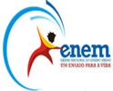 Enem 2009 - logo do Inep/MEC