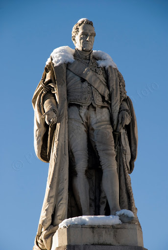 Statua di Barbaroux - Cuneo