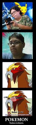 todo pokemon evolui