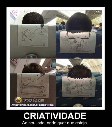 criatividade rules
