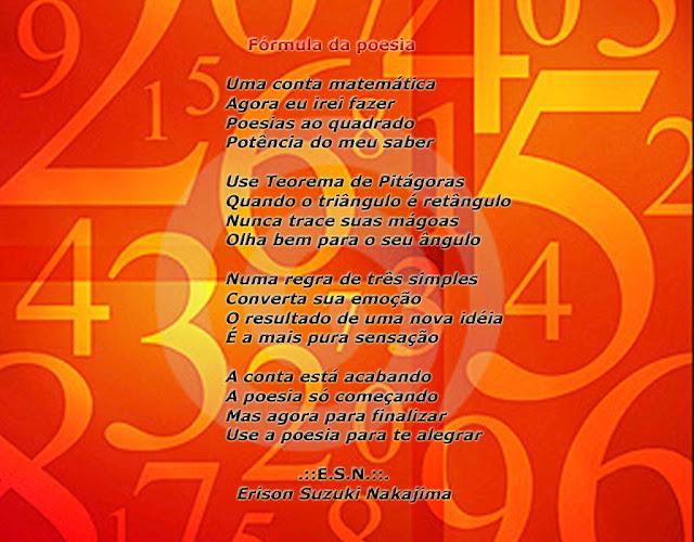 Fórmula da Poesia